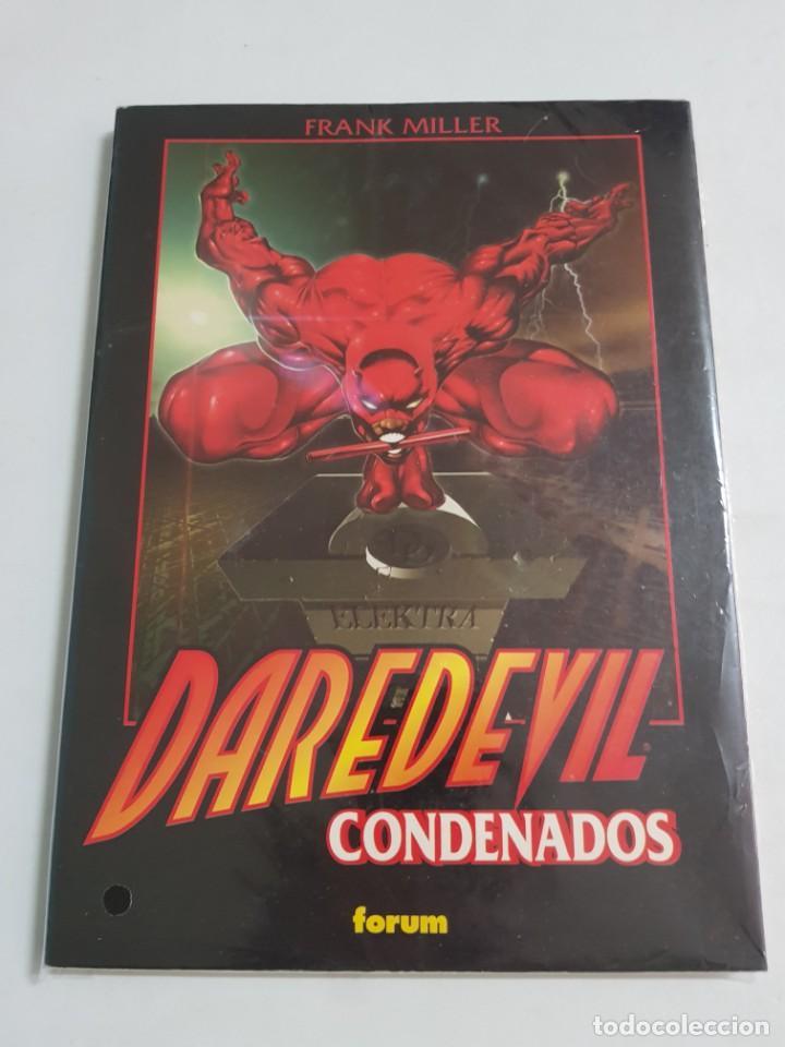DAREDEVIL CONDENADOS TOMO FORUM ESTADO EXCELENTE MAS ARTICULOS ACEPTO OFERTAS (Tebeos y Comics - Forum - Daredevil)