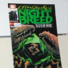 Cómics: CLIVE BARKER'S NIGHT BREED RAZAS DE NOCHE Nº 7 - FORUM. Lote 211262907