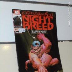 Cómics: CLIVE BARKER'S NIGHT BREED RAZAS DE NOCHE Nº 6 - FORUM. Lote 211262920