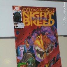 Cómics: CLIVE BARKER'S NIGHT BREED RAZAS DE NOCHE Nº 5 - FORUM. Lote 211262930
