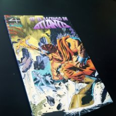 Cómics: CASI EXCELENTE ESTADO 4F EL ASCENSO DE ATLANTIS 2 FORUM. Lote 210826151