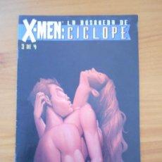 Cómics: X-MEN: LA BUSQUEDA DE CICLOPE Nº 3 DE 4 - MARVEL - FORUM (8W). Lote 211268982