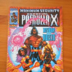 Cómics: MAXIMUM SECURITY - ESPECIAL PATRULLA X - MARVEL - FORUM (8W). Lote 211270024