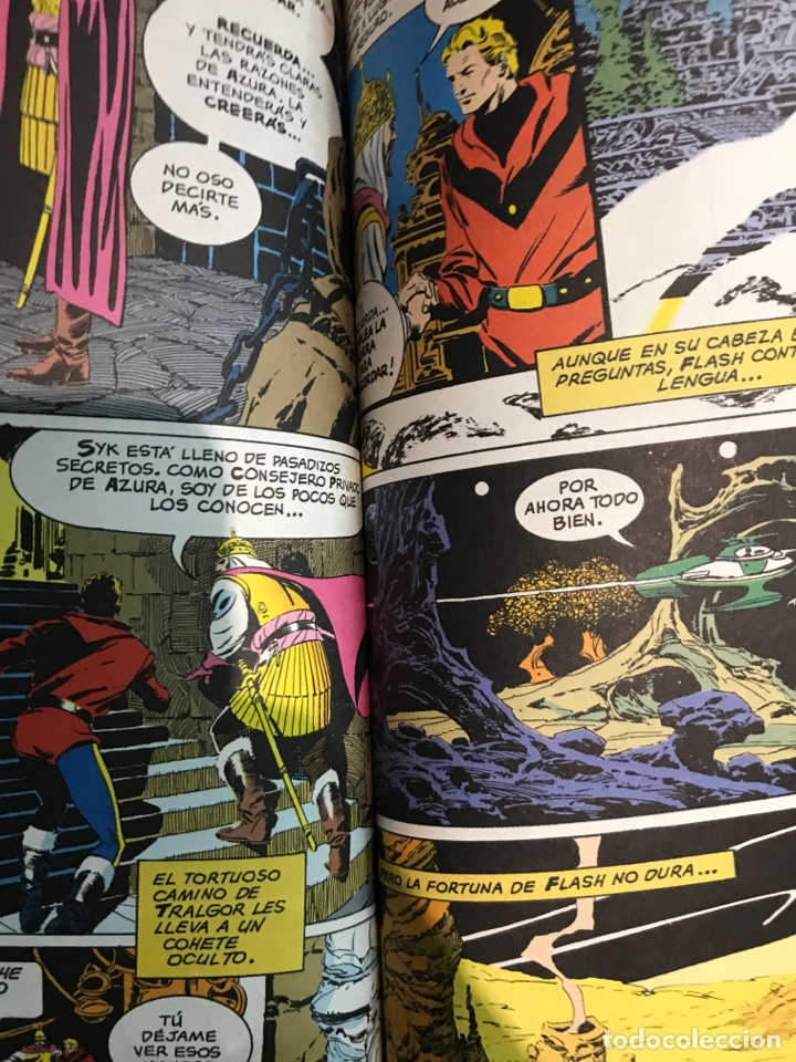 Cómics: FLASH GORDON REGRESO A MONGO FÓRUM - Foto 3 - 211410242