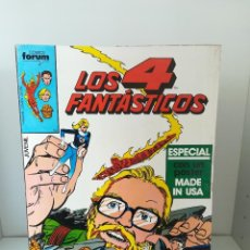 Cómics: 4 FANTASTICOS NUMERO 21 VOLUMEN 1 FORUM. Lote 211436189