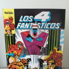 Cómics: 4 FANTASTICOS NUMERO 79 VOLUMEN 1 FORUM. Lote 211436592