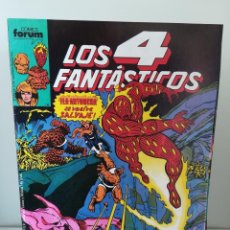 Cómics: 4 FANTASTICOS NUMERO 82 VOLUMEN 1 FORUM. Lote 211436910
