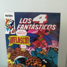 Cómics: 4 FANTASTICOS NUMERO 83 VOLUMEN 1 FORUM. Lote 211436940