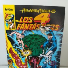 Cómics: 4 FANTASTICOS NUMERO 86 VOLUMEN 1 FORUM. Lote 211437045