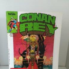 Cómics: CONAN REY Nº 30 COMICS FORUM. Lote 211438891