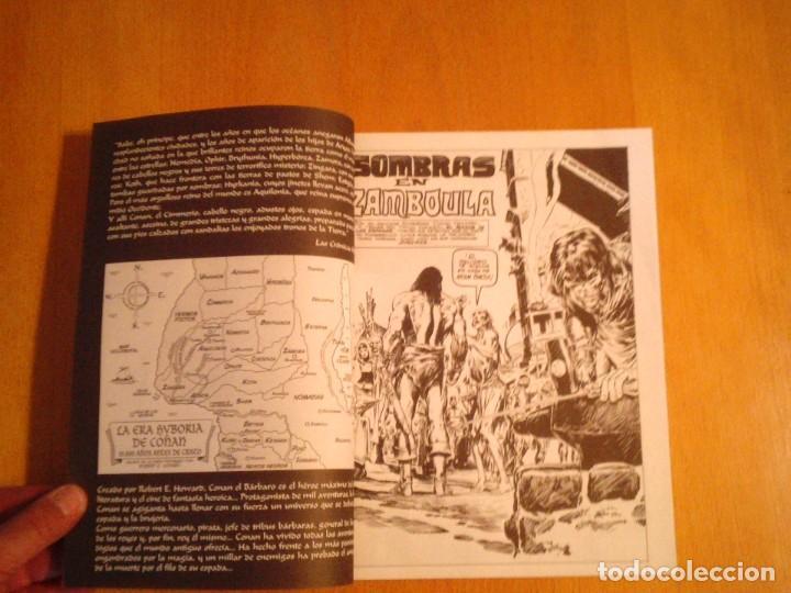 Cómics: LA ESPADA SALVAJE DE CONAN - EDITORIAL FORUM - COMPLETA - 85 NUMEROS - NUEVOS - DE KIOSKO - GORBAUD - Foto 8 - 211458212