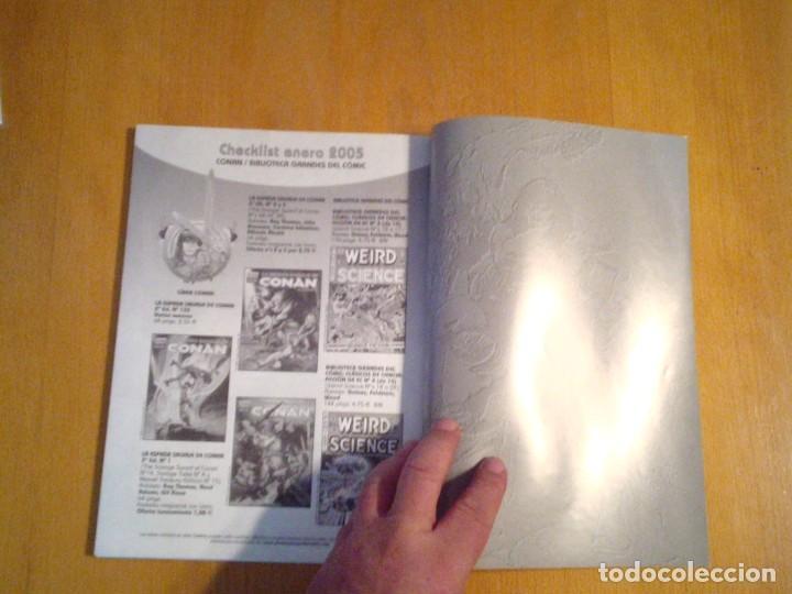 Cómics: LA ESPADA SALVAJE DE CONAN - EDITORIAL FORUM - COMPLETA - 85 NUMEROS - NUEVOS - DE KIOSKO - GORBAUD - Foto 10 - 211458212