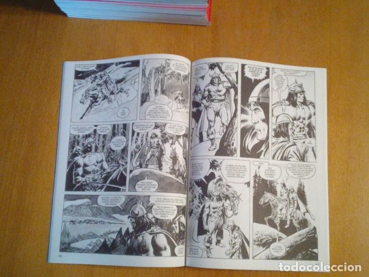 Cómics: LA ESPADA SALVAJE DE CONAN - EDITORIAL FORUM - COMPLETA - 85 NUMEROS - NUEVOS - DE KIOSKO - GORBAUD - Foto 15 - 211458212