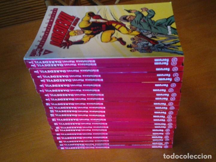 DAREDEVIL - BIBLIOTECA MARVEL EXCELSIOR - 21 TOMOS - COMPLETA - NUEVOS - GORBAUD (Tebeos y Comics - Forum - Daredevil)
