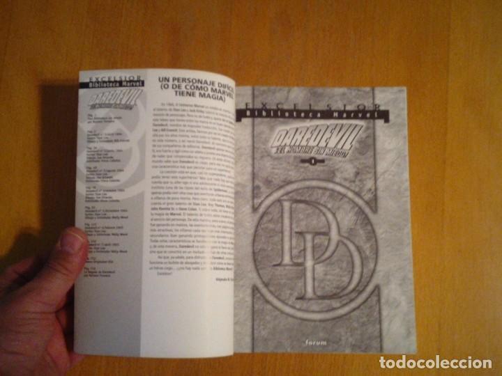 Cómics: DAREDEVIL - BIBLIOTECA MARVEL EXCELSIOR - 21 TOMOS - COMPLETA - NUEVOS - GORBAUD - Foto 7 - 211460154