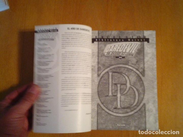 Cómics: DAREDEVIL - BIBLIOTECA MARVEL EXCELSIOR - 21 TOMOS - COMPLETA - NUEVOS - GORBAUD - Foto 13 - 211460154