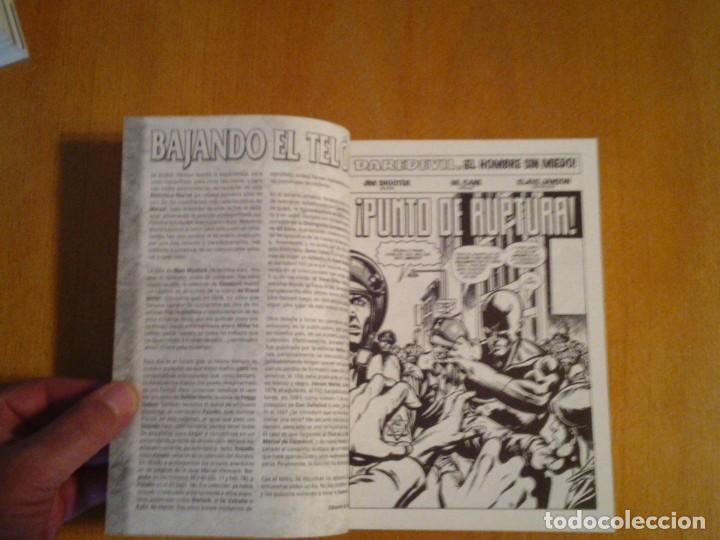 Cómics: DAREDEVIL - BIBLIOTECA MARVEL EXCELSIOR - 21 TOMOS - COMPLETA - NUEVOS - GORBAUD - Foto 14 - 211460154
