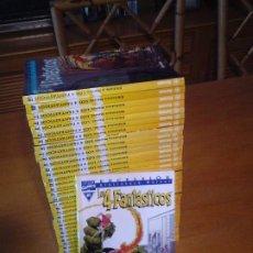 Cómics: LOS 4 FANTASTICOS - BIBLIOTECA EXCELSIOR - COMPLETA - 32 NUMEROS + 3 ESPECIALES - NUEVOS - GORBAUD. Lote 211461465