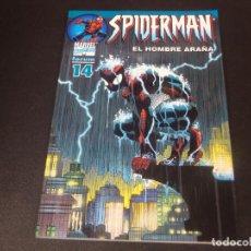 Fumetti: SPIDERMAN EL HOMBRE ARAÑA 14 LOMO AZUL. Lote 211499379