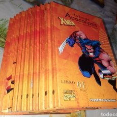 Cómics: LA ERA DE APOCALIPSIS COMPLETA 12 VOLUMENES PLANETA DEAGOSTINI. Lote 211509685