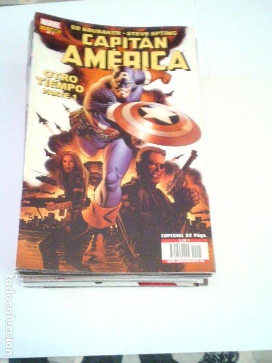 CAPITAN AMERICA VOLUMEN 7 - COMPLETA - FORUM Y PANINI - NUEVOS - 63 NUMEROS - CJ 116 -GORBAUD (Tebeos y Comics - Forum - Capitán América)