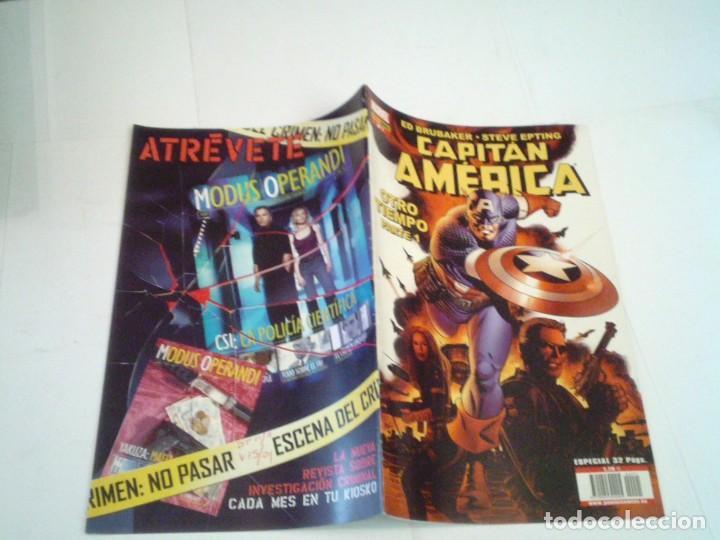 Cómics: CAPITAN AMERICA VOLUMEN 7 - COMPLETA - FORUM Y PANINI - NUEVOS - 63 NUMEROS - CJ 116 -GORBAUD - Foto 6 - 211567465