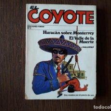 Cómics: LIBRO USADO, EL COYOTE, EDICIONES FORUM Nº 2. J. MALLORQUÍ.. Lote 211615954