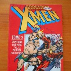 Fumetti: PROFESOR XAVIER Y LOS X-MEN - TOMO 2 - Nº 7 A 12 EN UN TOMO - FORUM (D2). Lote 211635975