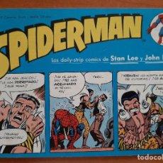 Cómics: Nº 4 SPIDERMAN - DAILY STRIP DE STAN LEE Y JOHN ROMITA. Lote 211636114