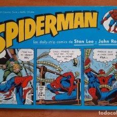 Cómics: Nº 2 SPIDERMAN - DAILY STRIP DE STAN LEE Y JOHN ROMITA. Lote 211639794