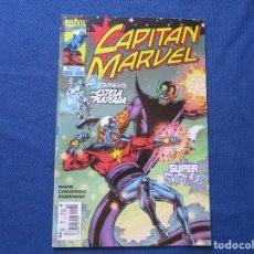 Cómics: MARVEL / CAPITÁN MARVEL N.º 9 DE PETER DAVID - FORUM 2001. Lote 142391818