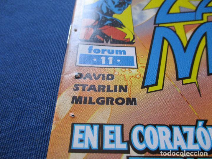 Cómics: MARVEL / CAPITÁN MARVEL N.º 11 de PETER DAVID - FORUM 2001 - Foto 3 - 142391950