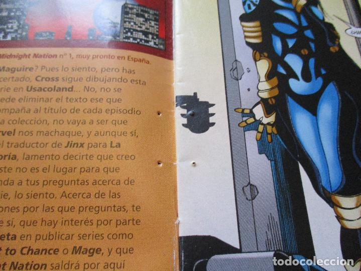 Cómics: MARVEL / CAPITAN MARVEL N.º 12 de PETER DAVID - FORUM 2001 - MAXIMUM SEGURITY SAGA - Foto 4 - 142392090