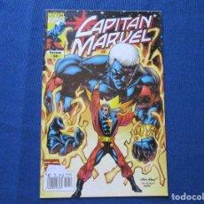 Cómics: MARVEL / CAPITAN MARVEL N.º 14 DE PETER DAVID - FORUM 2001. Lote 142392250