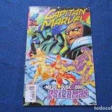 Cómics: MARVEL / CAPITAN MARVEL N.º 15 DE PETER DAVID - FORUM 2002. Lote 142392398