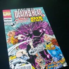 Cómics: MUY BUEN ESTADO DEATHS HEAD II N ° 2 FORUM. Lote 211642909