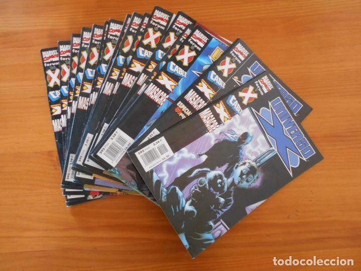 UNIVERSO X COMPLETA - Nº 1 A 16 - 16 NUMEROS - MARVEL - FORUM (8X) (Tebeos y Comics - Forum - Otros Forum)