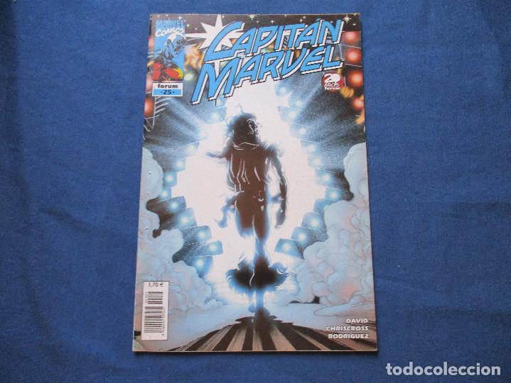 MARVEL / CAPITAN MARVEL N.º 25 DE PETER DAVID - FORUM 2002 (Tebeos y Comics - Forum - Otros Forum)