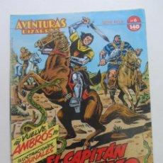 Cómics: EL CAPITAN TRUENO. AVENTURAS BIZARRAS. Nº 6. FORUM CX60. Lote 211649155