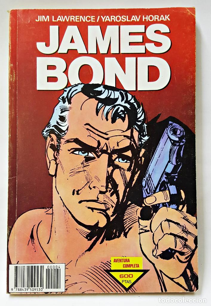 COMIC JAMES BOND Nº 1, 2, 3, 4, 5, 6, 7 (Tebeos y Comics - Forum - Otros Forum)