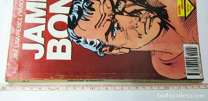 Cómics: COMIC JAMES BOND Nº 1, 2, 3, 4, 5, 6, 7 - Foto 4 - 211654061