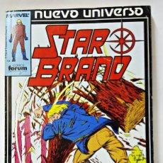 Cómics: COMIC STAR BRAND Nº 1, 2, 3, 4, 5, 6. Lote 211654286