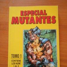 Cómics: ESPECIAL MUTANTES - TOMO 1 - Nº 1 A 5 EN UN TOMO - FORUM (9Ñ2). Lote 211657196
