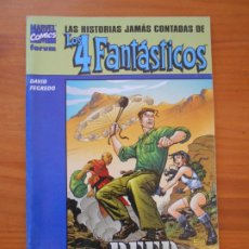 Cómics: LOS 4 FANTASTICOS - REED RICHARDS - LAS HISTORIAS JAMAS CONTADAS - MARVEL - FORUM (BT). Lote 211661330