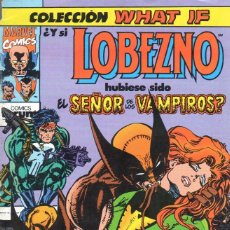 Cómics: WHAT IF NUMERO 33 . FORUM .. Lote 211667633