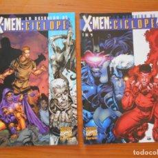 Cómics: X-MEN: LA BUSQUEDA DE CICLOPE Nº 1 Y 2 (DE 4) - MARVEL - FORUM (BE). Lote 211769713