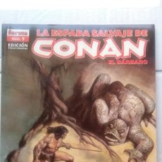 Cómics: LA ESPADA SALVAJE DE CONAN 9 EDICION COLECCIONISTAS. Lote 211832373