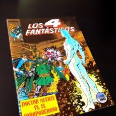 Cómics: EXCELENTE ESTADO LOS 4 FANTASTICOS 60 FORUM. Lote 211856462