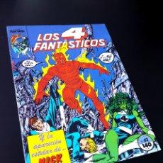 Cómics: EXCELENTE ESTADO LOS 4 FANTASTICOS 62 FORUM. Lote 211856598