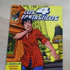 Cómics: CASI EXCELENTE ESTADO LOS 4 FANTASTICOS 59 FORUM. Lote 211857691